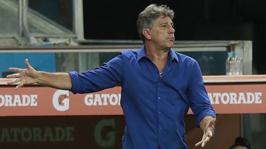 Grêmio x Libertad Renato Gaucho