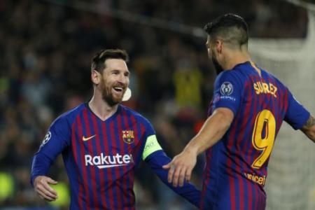 Barcelona x Lyon 13/3/19