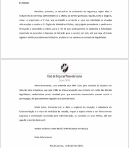 Vasco - Documento
