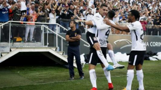 Corinthians 3x2 São Paulo - Brasileiro 2017