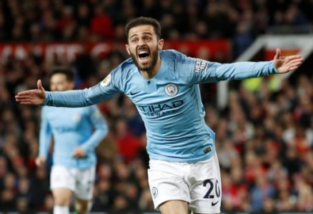 Bernardo Silva - United x City