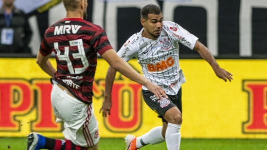 Corinthians x Flamengo Sornoza
