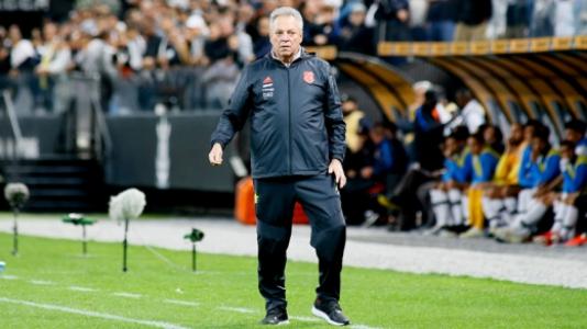 Corinthians x Flamengo Abel Braga