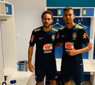 Weverton foi chamado por Tite para participar da preparação da Seleção Brasileira para a Copa América