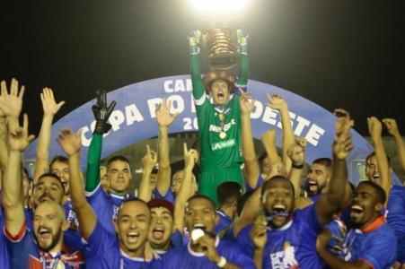 Fortaleza - Campeão do Nordeste