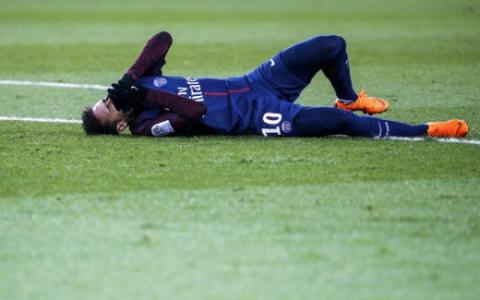 Neymar lesão PSG