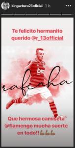 Vidal - Rafinha