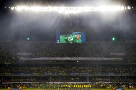 Brasil x Bolívia - Morumbi Copa América 2019