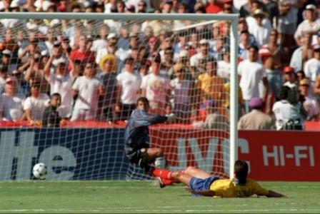 Andrés Escobar - na Colômbia na Copa do Mundo 1994