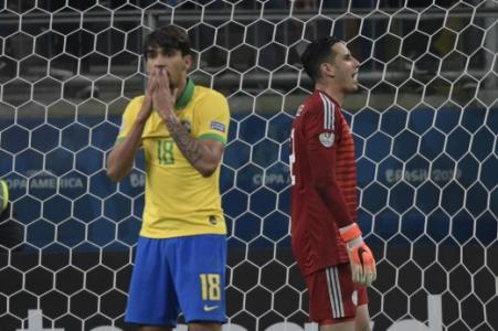 Brasil x Paraguai