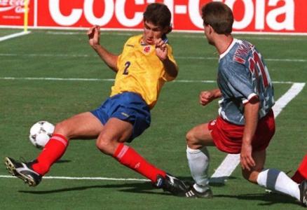 Andrés Escobar - Copa do Mundo de 1994 (AFP)