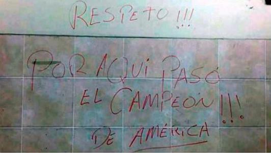 Torcida Chile