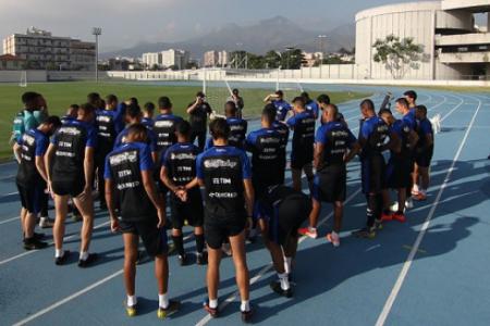 Botafogo - treino