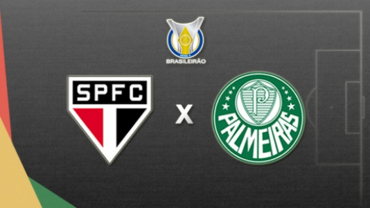 Apresentação - São Paulo x Palmeiras