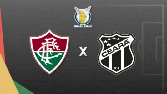 Apresentação - Fluminense x Ceará