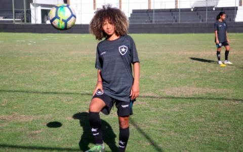 Atleta Dani Rodrigues - Botafogo