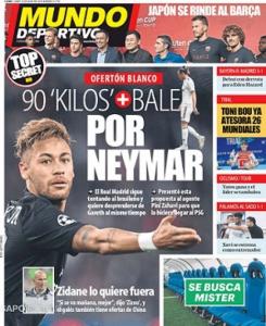 Capa Neymar