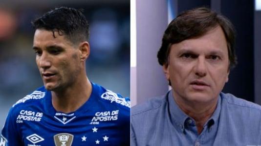 Montagem - Thiago Neves e Mauro Cezar