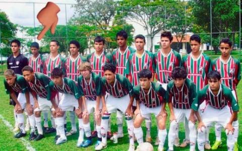 Lucão - Escolinha do Fluminense