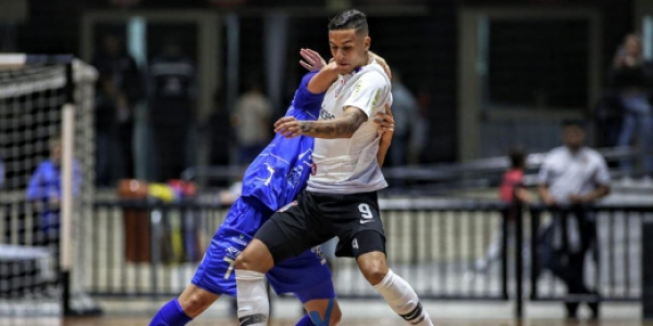 Douglas futsal Corinthians