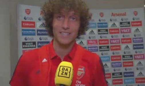 David Luiz - Arsenal
