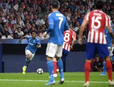 Atlético de Madrid x Juventus