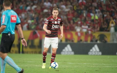 Flamengo x São Paulo - Piris da Motta