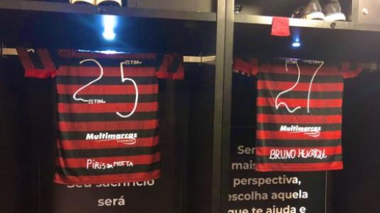 Camisas 'Dia das Crianças' - Flamengo