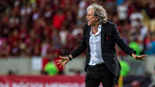 Flamengo x Atlético-MG - Jorge Jesus