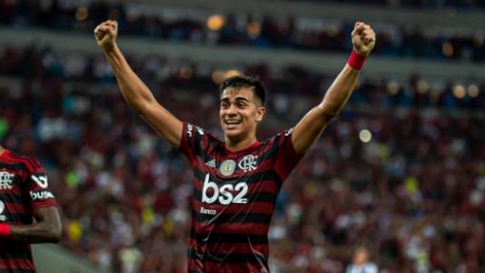 Flamengo x Atlético-MG - Reinier