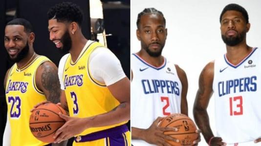 Montagem NBA