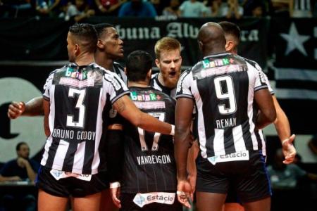 Vôlei Botafogo - Superliga B