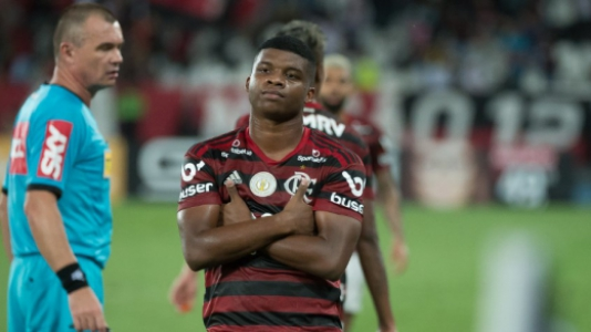 Botafogo x Flamengo - Lincoln
