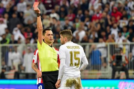 Real Madrid x Atlético de Madrid - Supercopa espanha - Valverde