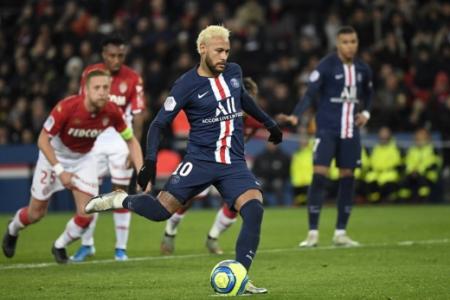 PSG x Monaco - Neymar