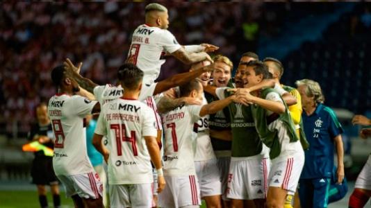 Junior de Barranquilla x Flamengo