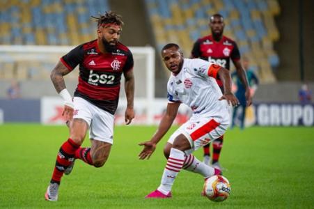 Gabigol - Flamengo x Bangu