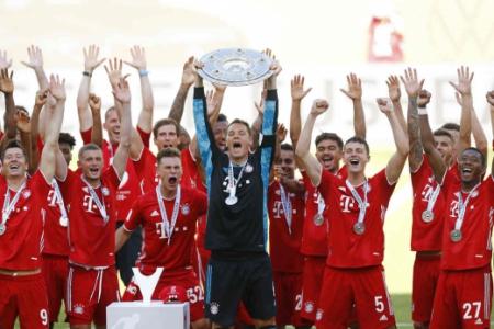 Wolfsburg x Bayern de Munique - Campeão - Taça