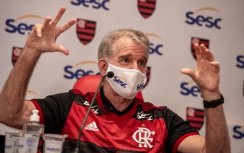 VÍDEO: Técnico Bernardinho fala sobre expectativa do Sesc/Flamengo para temporada