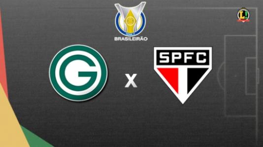Tempo Real - Goiás x São Paulo