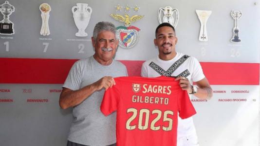 Gilberto - Benfica