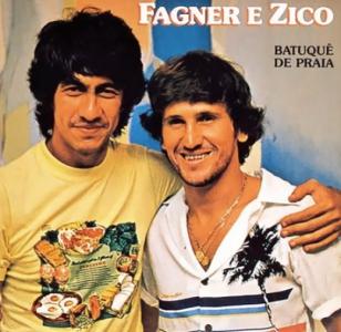 Fagner e Zico - Batuquê de Praia