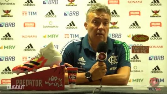 Domenec Torrent - Flamengo