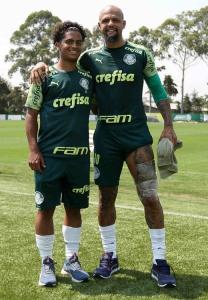 Felipe e Linyker Melo