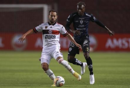 Independente Del Valle x Flamengo - Everton Ribeiro