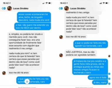 Cartolouco admite agressão a ex-namorada 2