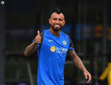 Vidal - Inter de Milão