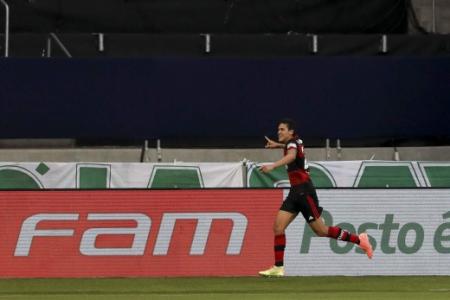 Pedro - Palmeiras x Flamengo
