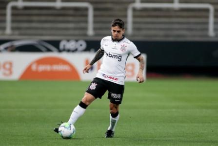 Fagner - Corinthians x Santos