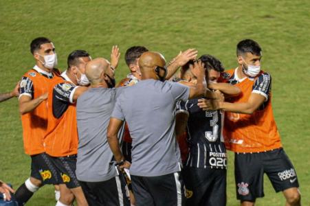 Corinthians x Vasco